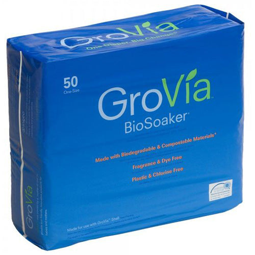 Grovia Hybrid Biosoaker Disposable Inserts - 50 count