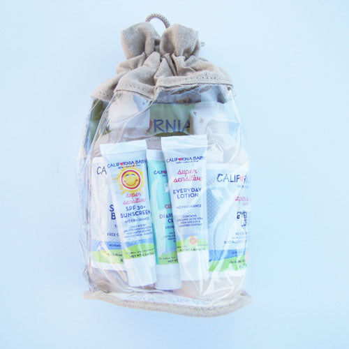 Newborn Gift Tote -Super Sensitive