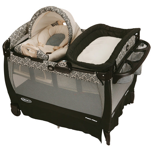 Graco Pack 'n Play Playard with Cuddle Cove - Rittenhouse