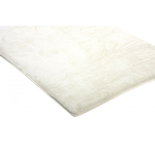 (Open Box) Ideal Co-Sleeper Plush Sheet - Natural