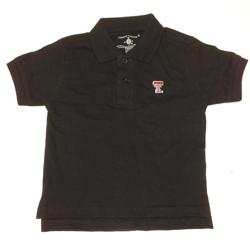 Texas Tech Polo - Black