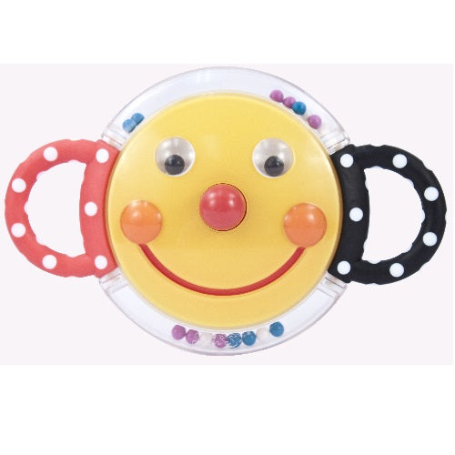 Smiley Rattle Mirror
