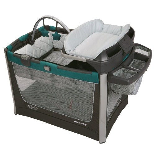 Graco Pack 'n Play Smart Stations - Sapphire