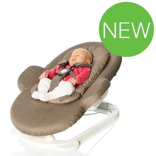 (Scratch & Dent) Stokke Steps Bouncer - Greige