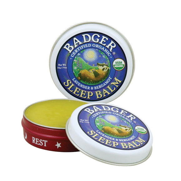 Badger Sleep Balm - 0.75 Oz Tin