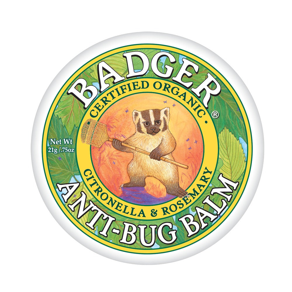 Badger Anti-Bug Balm - 2 Oz Tin