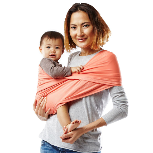 Baby K'tan Active Baby Carrier Coral