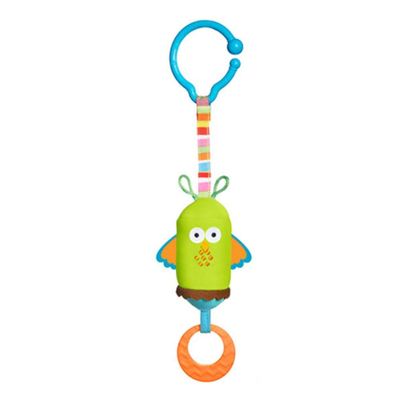 Tiny Love Owl Friend Wind Chime Clip On Toy