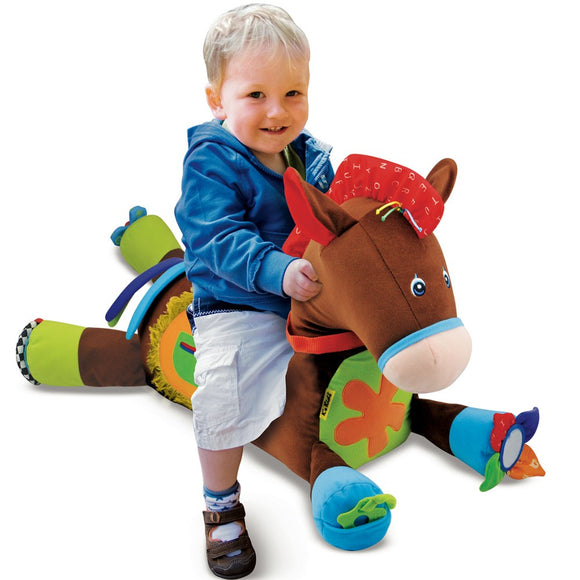 Melissa & Doug Giddy-Up & Play Activity Toy