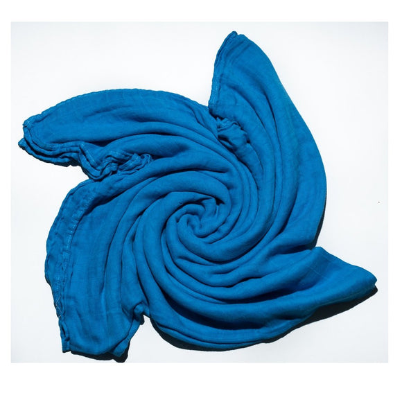 Bamboo Swaddle Blanket- Solid Colors