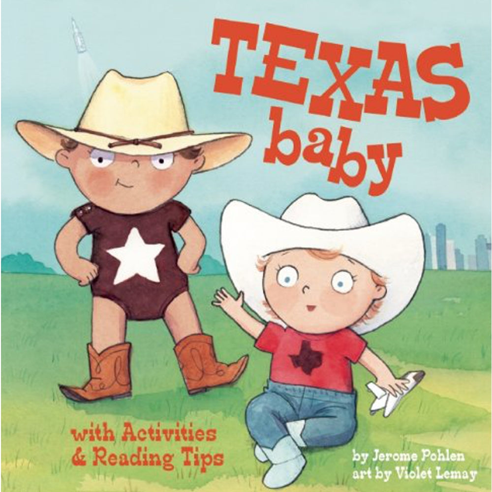 Texas Baby Board Book