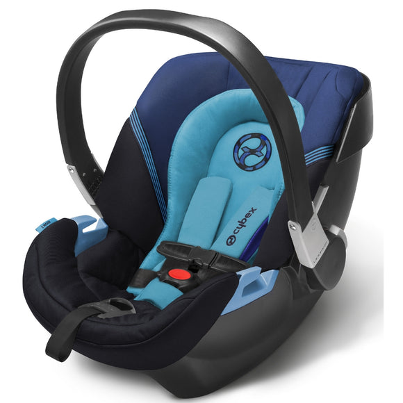 (Scratch & Dent) Cybex Aton 2 Infant Car Seat - True Blue