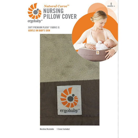 ERGO Baby Natural Curve Nursing Pillow Cover