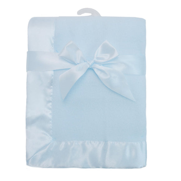 ABC Fleece Blanket with 2