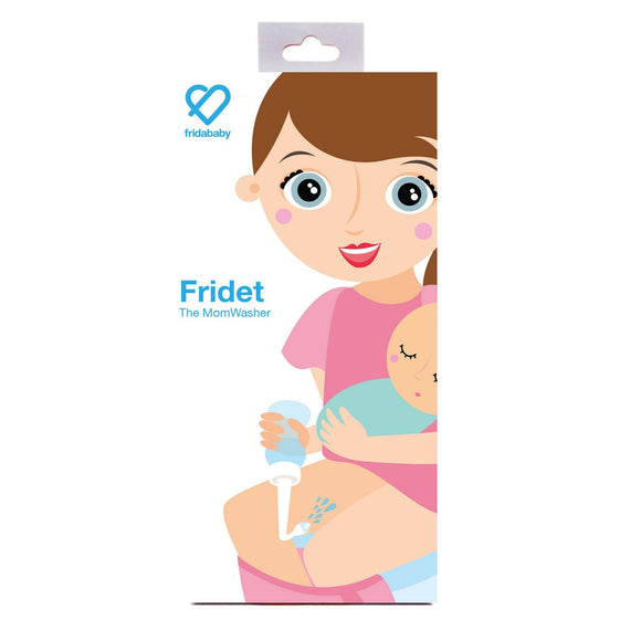 Fridet the MomWasher