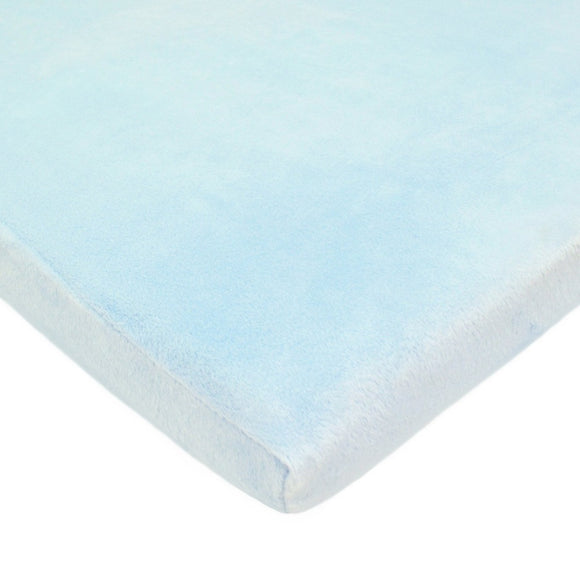 ABC Heavenly Soft Chenille Fitted Pack-N-Play Sheet