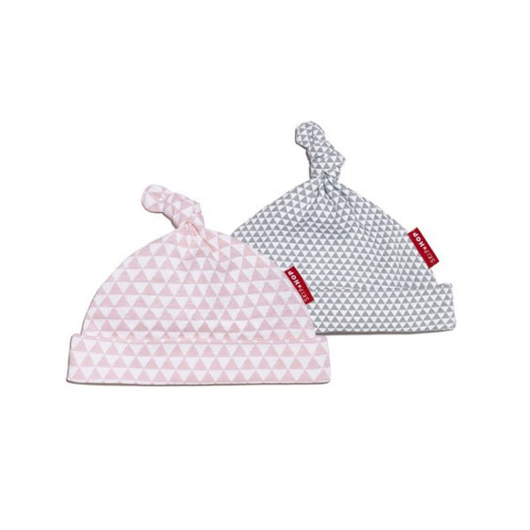 Skip Hop Petite Triangle Baby Hat Set of 2