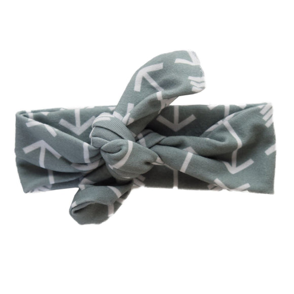 Knot Happens Top Knot Headband