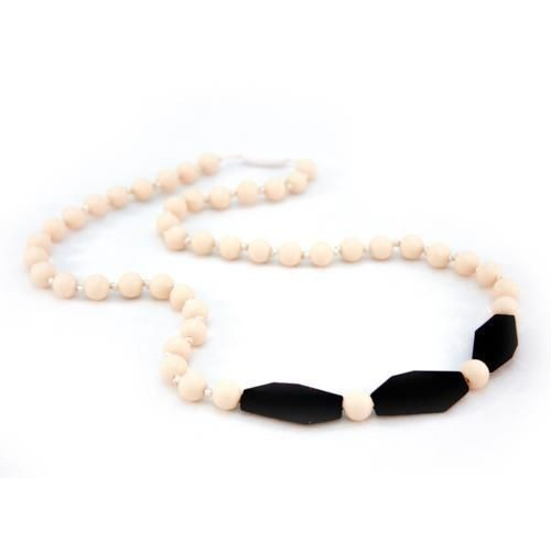 MilkDaze Teething Jewelry - Charlotte Necklace