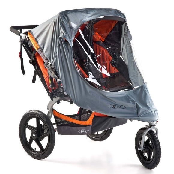 (Scratch & Dent) BOB Stroller Weather Shield - Duallie Revo & SS