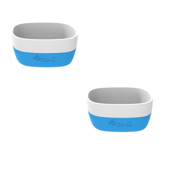ZoLi NOSH Ceramic Bowls Set of 2