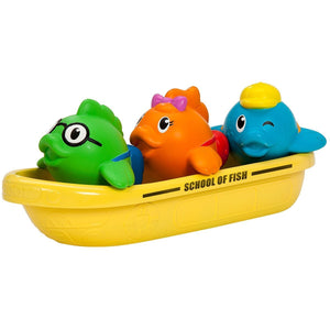 Munchkin Bath Toy School of Fish