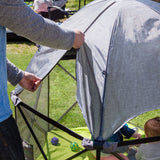 (Open Box) Summer Infant Pop N' Play Full Coverage Canopy