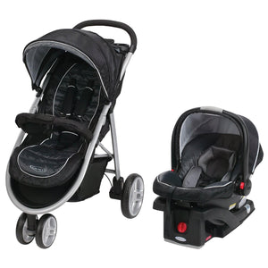 Aire3 Click Connect Travel System - Gotham