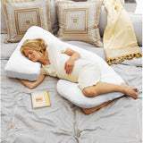 Cozy Cuddler Pregnancy Pillow