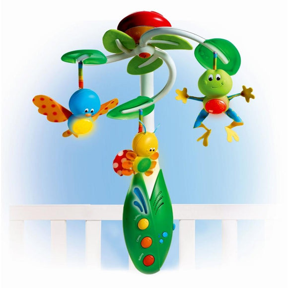 (Open Box) My Nature Pals Crib Mobile - Green
