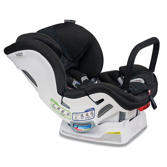 Britax Boulevard ClickTight Anti-Rebound Bar Convertible Car Seat