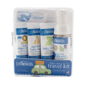 Dr. Brown's Skin Care Travel Kit