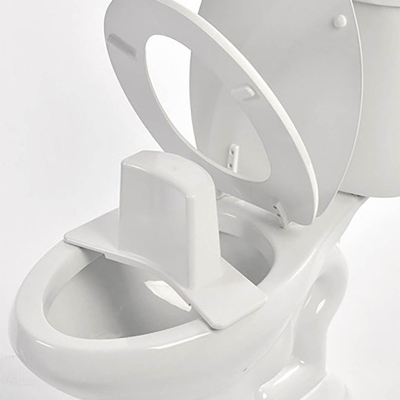 Baby Delight Super Potty Trainer, White