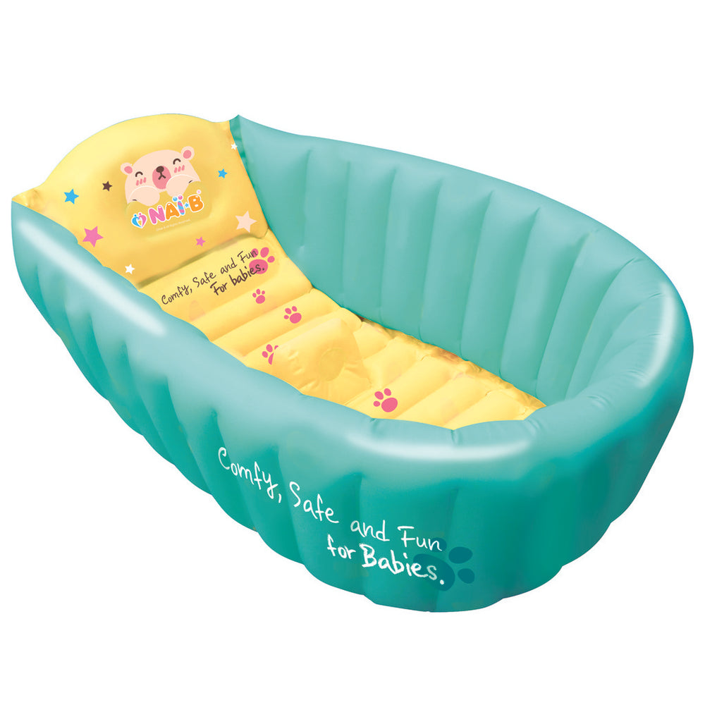 Nai-B Inflatable Baby Bathtub
