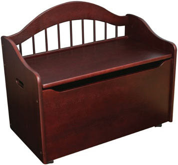 KidKraft Limited Edition Toy Chest - Cherry