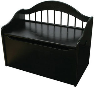 KidKraft Limited Edition Toy Chest - Black