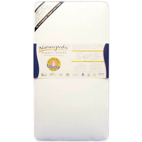 No-Compromise Organic Classic 150 Traditional Crib Mattress