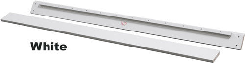 (Open Box) Twin/Full Conversion Rails M4799 - White