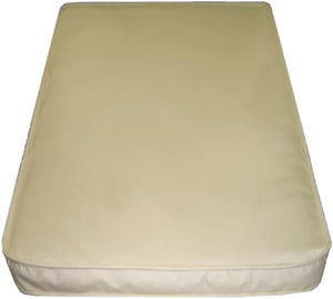 Naturepedic Organic Cotton Mini Crib Mattress - 2""