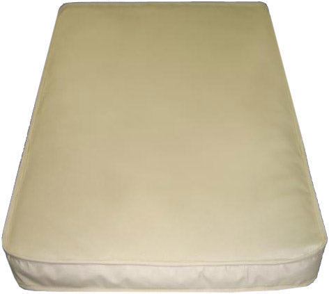 Naturepedic Organic Cotton Mini Crib Mattress - 2