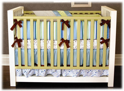 Caden Lane Jack 4 Piece Crib Set