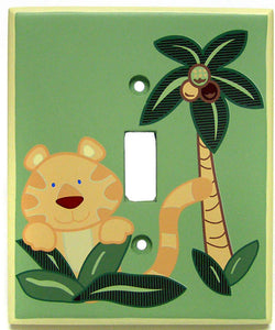 Jungle Babies Switch Plate