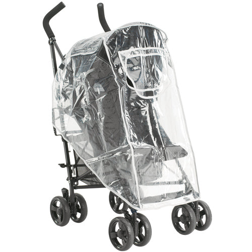 (Scratch & Dent) Inglesina Raincover for Swift Stroller - Clear