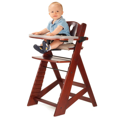 Keekaroo Height Right High Chair w/ Feeding Tray
