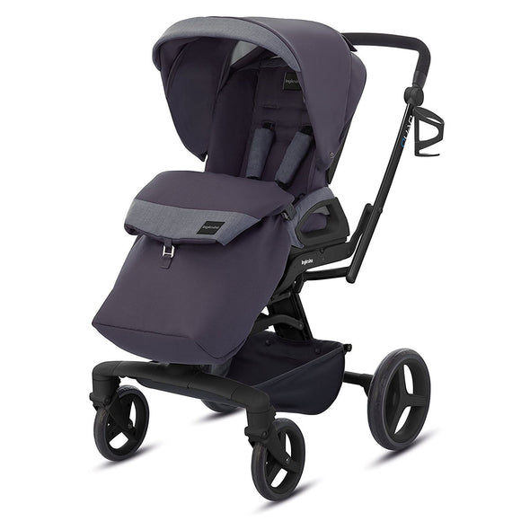 Inglesina Quad Stroller with Footmuff & Raincover