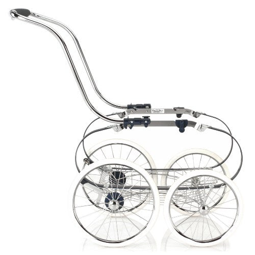 Classica Balestrino Frame with Basket - Navy
