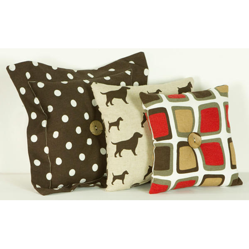 Cotton Tale Houndstooth Pillow Pack