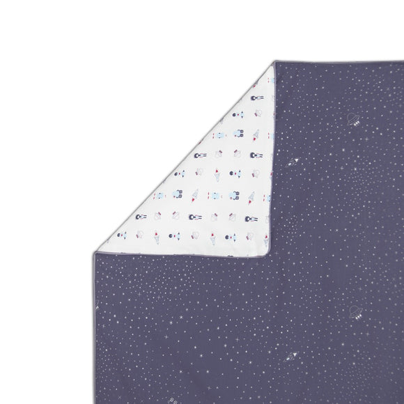 Galaxy 2-in-1 Play and Toddler Blanket