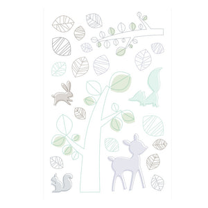 Tranquil Woods Wall Decal
