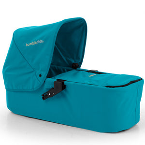 (Open Box) BumbleRide Indie Carrycot - Aquamarine